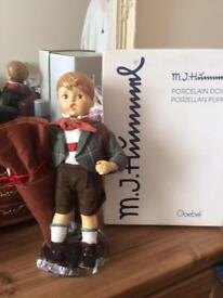 Himmel Little Scholar Doll