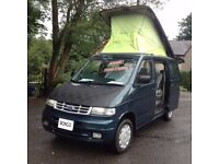 HI SPEC MAZDA BONGO 2.5 TD 4WD DAY CAMPER/SURF BUS/BRAND NEW KITCHEN CONVERSION/COOLANT ALARM FITTED