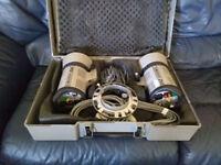 Elinchrom 2 x 250w lighting kit