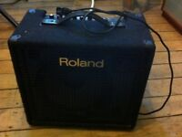 Roland KC 150 Keyboard amp £130