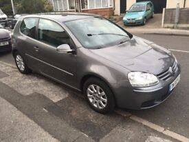 LHD - LEFT HAND DRIVE - FRENCH REGIST - 2005 VW VOLKSWAGEN GOLF - 1.9 TDI - DIESEL -LOW MILES- F/S/H