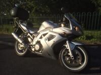 Suzuki SV1000S -FSH, 12 months MOT & just serviced!