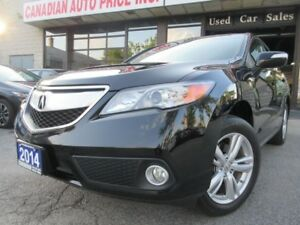 2014 Acura RDX Technology Package-NAVIGATION-CAMERA-LOADED