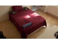 Spacious double, beautifully furnished, Priam House, Bethnal Green, Prime location