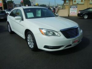 2014 CHRYSLER 200 TOURING- HEATED FRONT SEATS, REMOTE STARTER, S