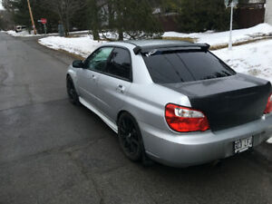 2004 Subaru WRX 2l turbo Berline