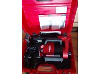 HILTI PRI 36 ROTARY LASER LEVEL GREEN BEAM