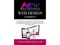 Quality Web design & Development From £99