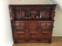 'Old charm' dresser