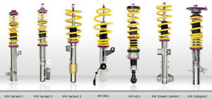 Suspension Coilovers KW ST Bilstein H&R BMW Mini Audi VW Porsche