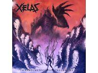 Established death/thrash ISO guitarist