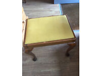 Dressing Table Stool - Good Condition.
