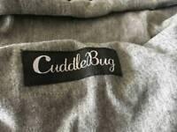 Cuddle bug baby sling