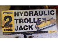 Trolley Jack Set
