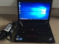 Lenovo Thinkpad laptop, Core i5 processor, 4 gb RAM, 320 HDD, can deliver