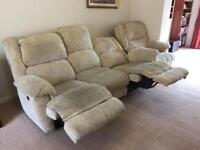 3 Seater Electric Lazy Boy Suite Seat