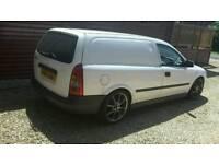 Vauxhall astra 1.7cdti