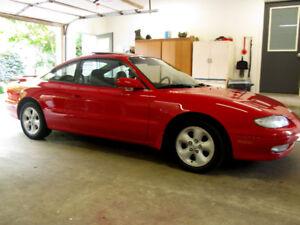 1993 Mazda MX-6 Coupe (2 door)