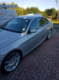 Bmw 3 series msport coupe