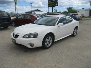 2005 PONTIAC GRAND PRIX,3.8L, ONLY 130KM, SAFETY&WARRANTY $4,450