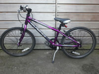"Islabikes Beinn 20 Small 20"" kids bike purple/pink"