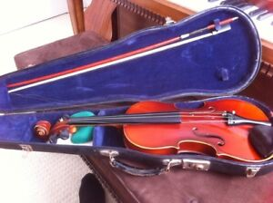 1968 Suzuki 3/4 Stradivarius Copy Violin