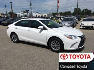2016 Toyota Camry LE-SPORT & ECO FUEL MANAGEMENT-REAR CAMERA
