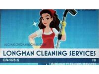 Cleaning services in Romford