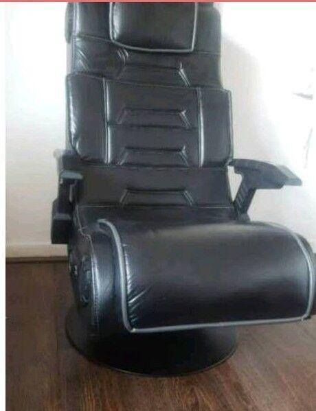 x rocker gamer chair