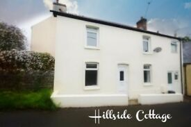 Charming character two bedroom cottage near Cowbridge