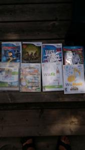 8 wii games make an offer