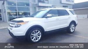 2013 Ford Explorer Limited 7 PASSANGER- NAVIGATION !!