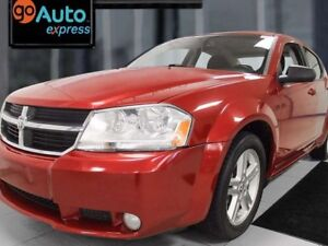 2010 Dodge Avenger SXT- Avenge the beast within