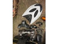 Yamaha aerox bikes and parts