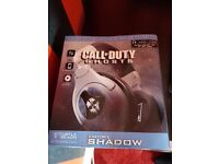 Turtle Beach Limited Edition Call of Duty Ghosts Headset