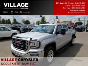 2016 GMC Sierra 1500 SLE|Crew|MAX Trailer|Bluetoot|Backup Cam|Re