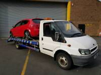 Auto-bodies recovery service