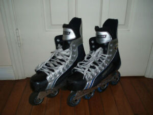 Size 8.5 Bauer Nike Supreme Energy Performance Roller Skate