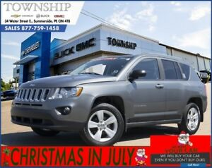 2012 Jeep Compass Sport - Automatic - Air Conditioning