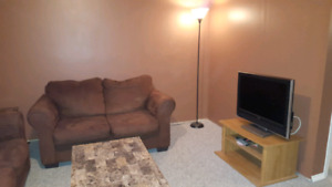 Attention students!! Two bedrooms and full living area for rent