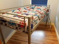 Cabin bed frame