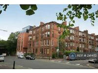 3 bedroom flat in Hyndland, Glasgow, Lanarkshire, G12 (3 bed)