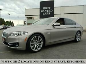 2014 BMW 535i xDrive TECHNOLOGY PKG | NAVIGATION | 360 CAM | HUD