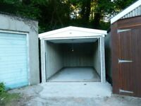 Single car lock up garage, located on Sycamore Place, Ferryhill. Modern construction