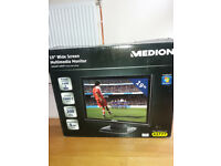 "19"" Medion Wide Screen Multimedia Monitor"