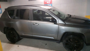 Jeep compass north edition 2012