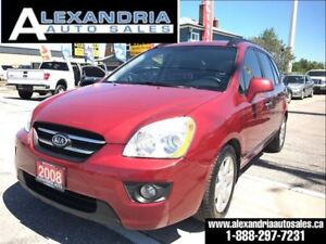 2008 Kia Rondo EX 4cyl safety included