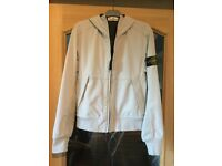 BOYS STONE ISLAND, Jacket Light Gray £80