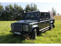 Land Rover Defender 110 XS Double Cab Pick Up 2008 (58) No VAT