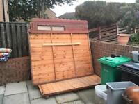 6 x 4 shed free !!!!!